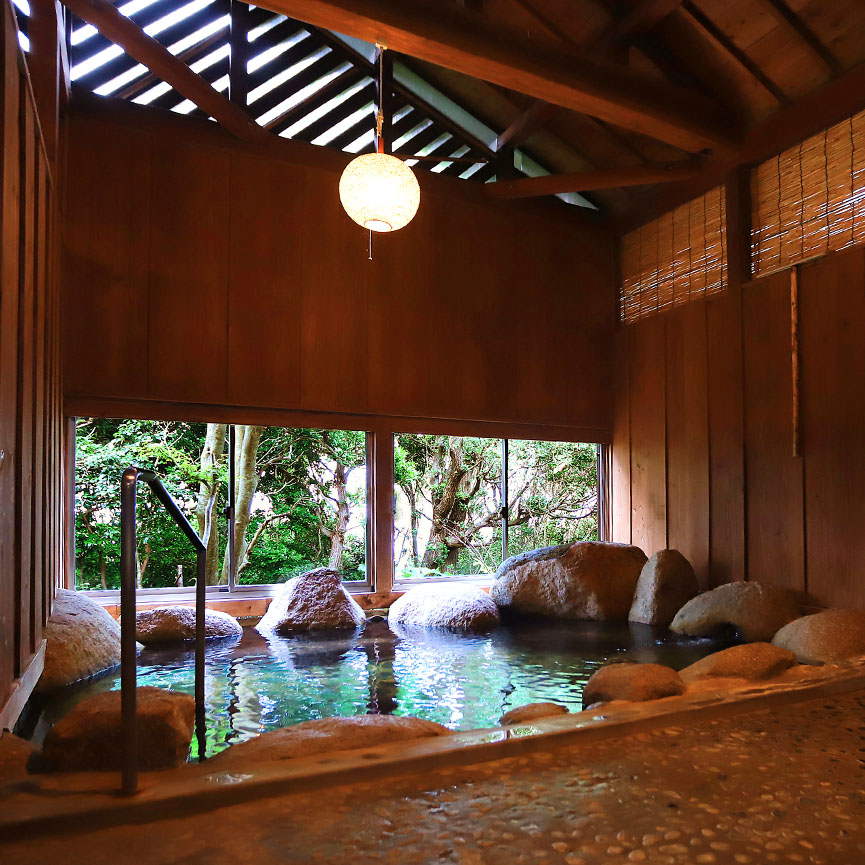 夢遊華(ゆめゆうか)大浴場温泉