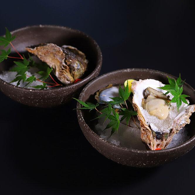 夢遊華(ゆめゆうか)岩牡蠣