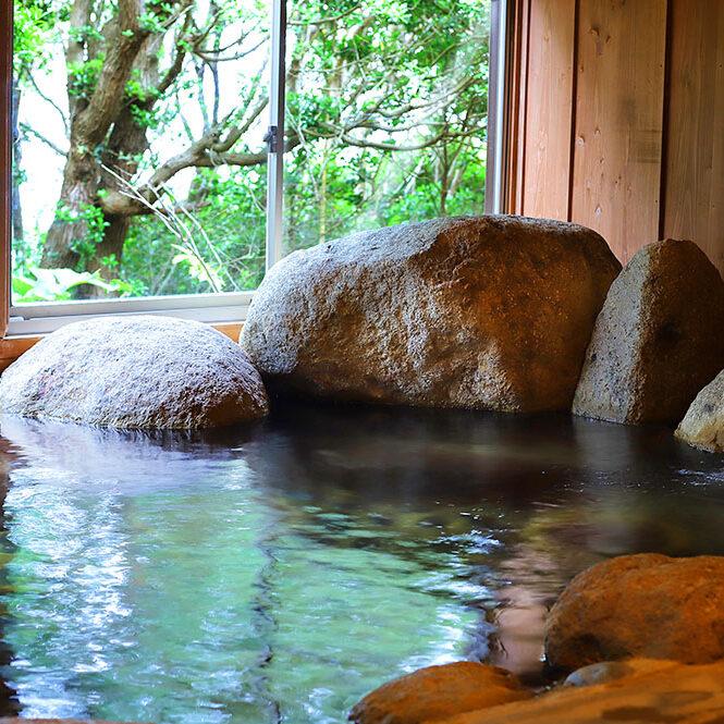 夢遊華(ゆめゆうか)名湯榊原温泉 大浴場